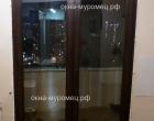 Dver balkon b 01s